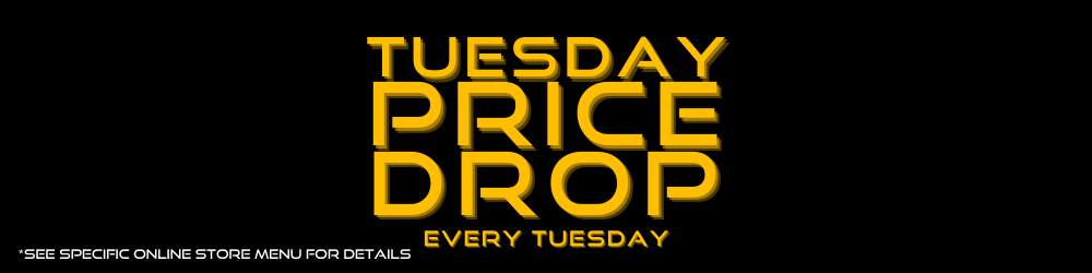 Tuesday Price Drop