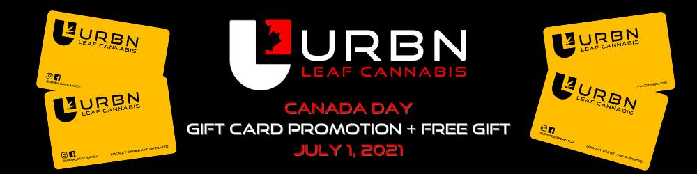Canada Day Promo